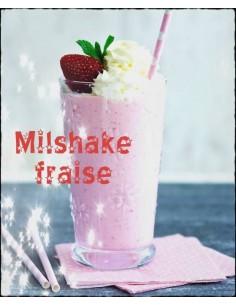 Milshake fraise
